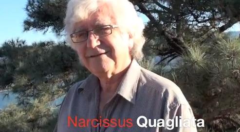Reflections of Light: Artist —Narcissus Quagliata
